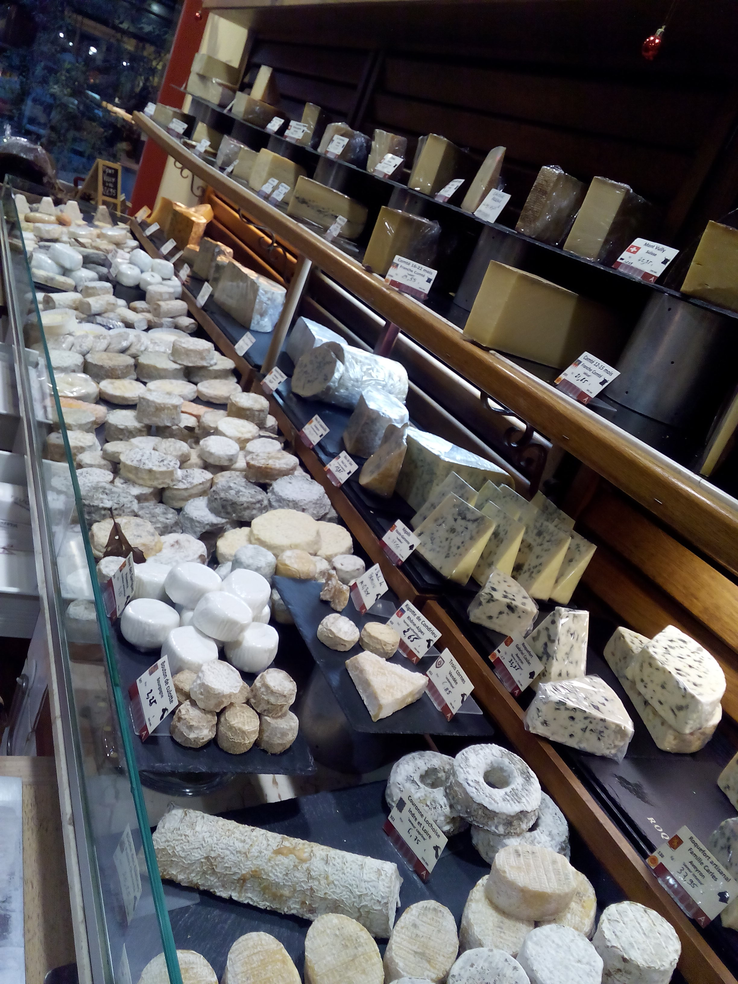 Fromagerie Androuet